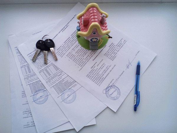 Образец акт жилищного органа о фактическом проживание
